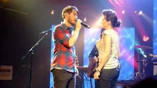 Live Revolverheld Unplugged Duett - Halt dich an mir fest - Berlin 03.09.2010