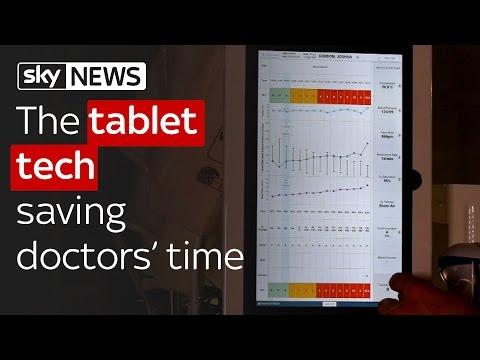 Swipe   Time-saving hospital tech & futuristic ways to pay