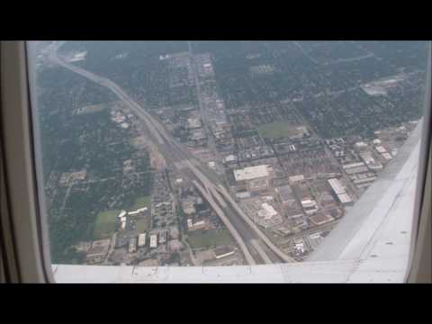 Flight (Extended): DAL to HOU on SWA Boeing 737-300