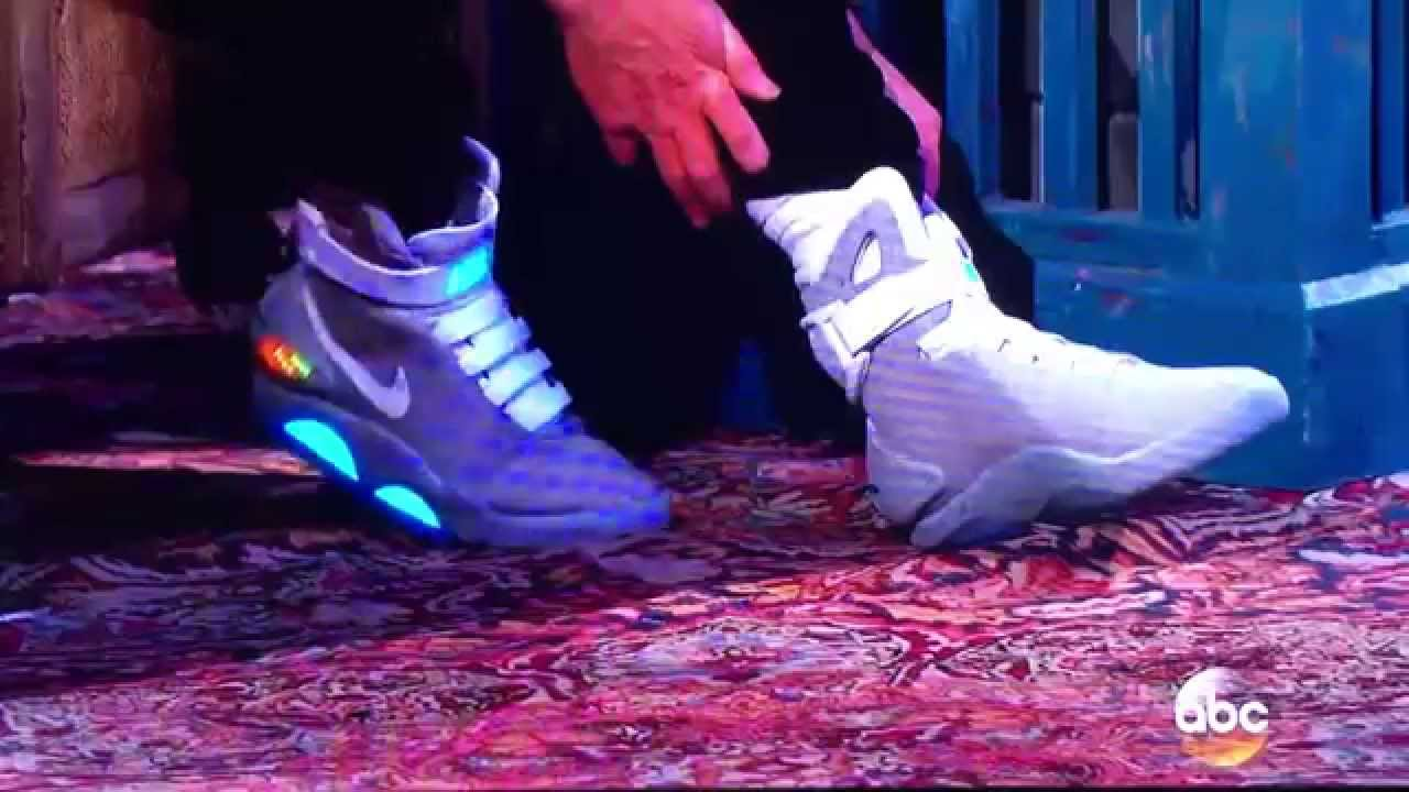 Newest Nike Air Mag Power Laces
