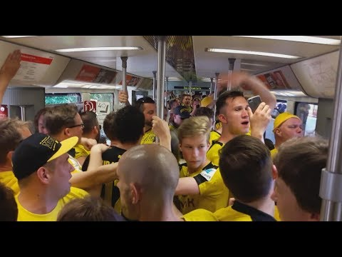 German Cup Final: This is how the fans experienced Dortmund'