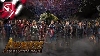 Avengers infinity War - Trailer HD #English (2018)