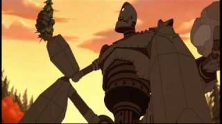IRON GIANT Vin Diesel Voice Over