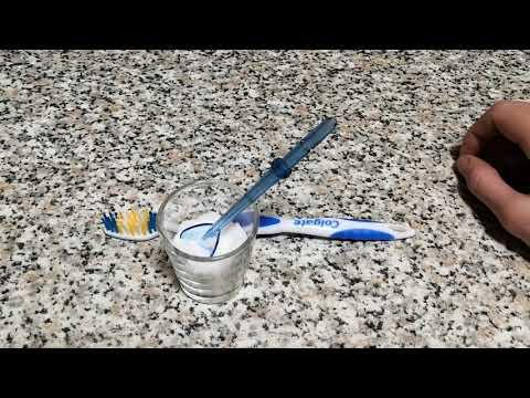 Чистка зубов морской солью. Мой опыт