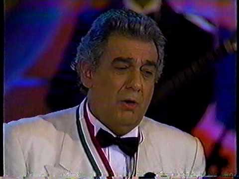 Plácido Domingo -POPURRI RANCHERO-, 1997..VOB