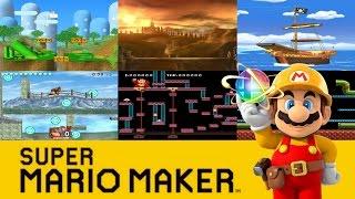 Super Smash Bros. Brawl Classic Mode - Super Mario Maker