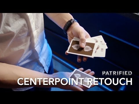Centerpoint Retouch (PATRIFIED) | Patrick Kun x Sansminds