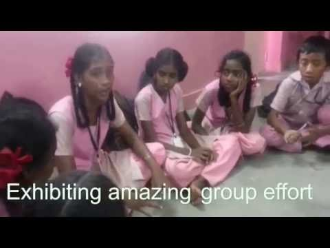 Shriram School Children Parliament Clean India Initiative