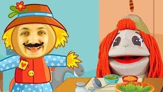 Super Simple Kids Song Peekaboo - Funny Nursery Rhyme For Babies. Sing Along With Tiki
