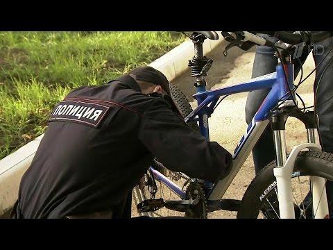 Новый способ защиты от кражи велосипедов предложили в Костромской области.