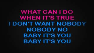 SC1005 03   Shirelles, The   Baby It's You [karaoke]