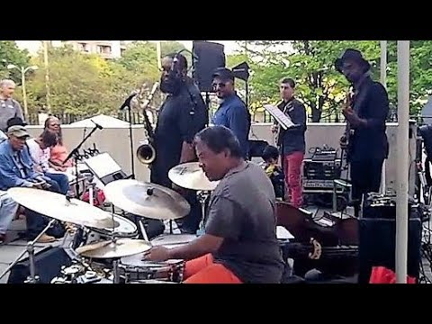 Rajiv Halim Band & Drummer Ernie Adams (2017)