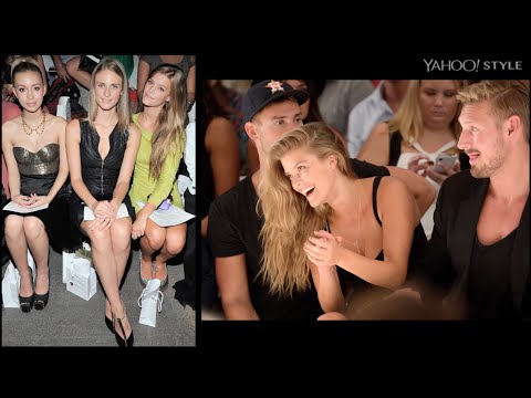 Nina Agdal: Fashion Week Rules
