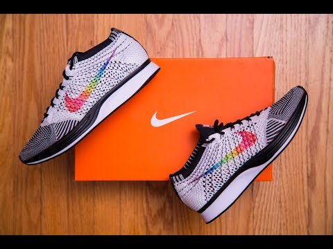 What happened to Quality Control? || Nike Flyknit Racer Be True Review