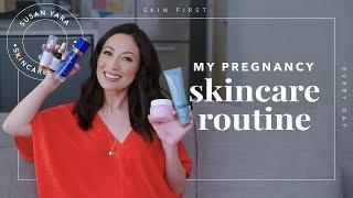 My Pregnancy Skincare Routine (Morning & Night) | Susan Yara