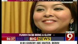 FACE YOGA IN INDIA  : The New Dimension in looking Young
