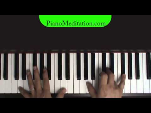 Our God - How to Play on Piano