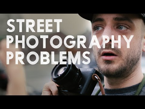 Why you SHOULDN'T do STREET PHOTOGRAPHY