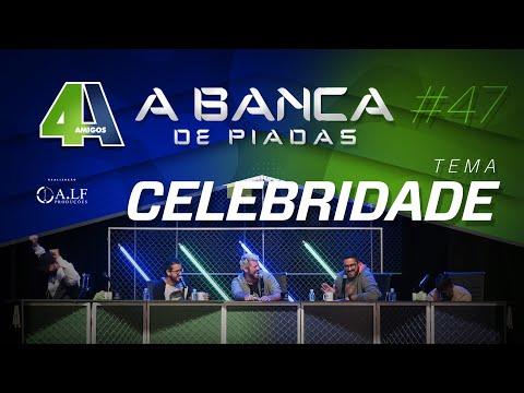 BANCA DE PIADAS - CELEBRIDADE - #47 Participação Victor Sarro