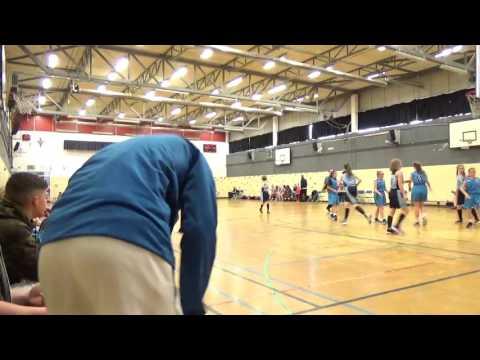 West Lothian Wolves U14 Girls Vs Dublin city (1)