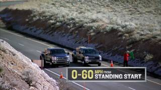 Chevy Silverado HD Acceleration Test 2 - At altitude