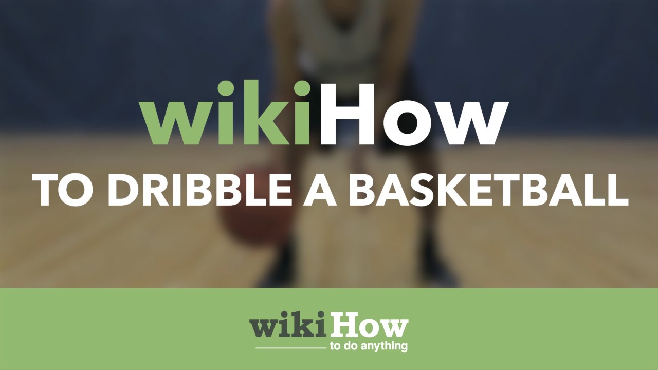 how to dribble and run with a basketball