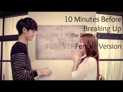 Jung Joon Young - 10 Minutes Before Breaking Up [Female Version]