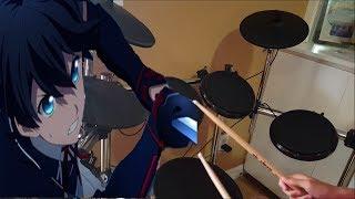 Katsugeki/Touken Ranbu OP [Hikari Tatsu Ame] - Drum Cover
