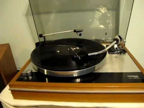 Thorens TD 160 B with SME 3009 S2 arm & Shure M75ED cart