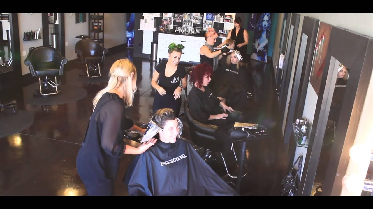 Jm Hair Gallery Las Vegas Nv Youtube