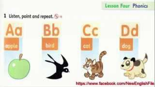 Unit 1 What is this Lesson 4 | Family and Friends 1