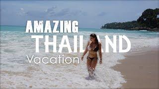 Thailand Vacation 2017 | Phuket, Phi Phi Island, Ko Samui | GoPro Hero 5 | DJI Mavic | Sony a6000