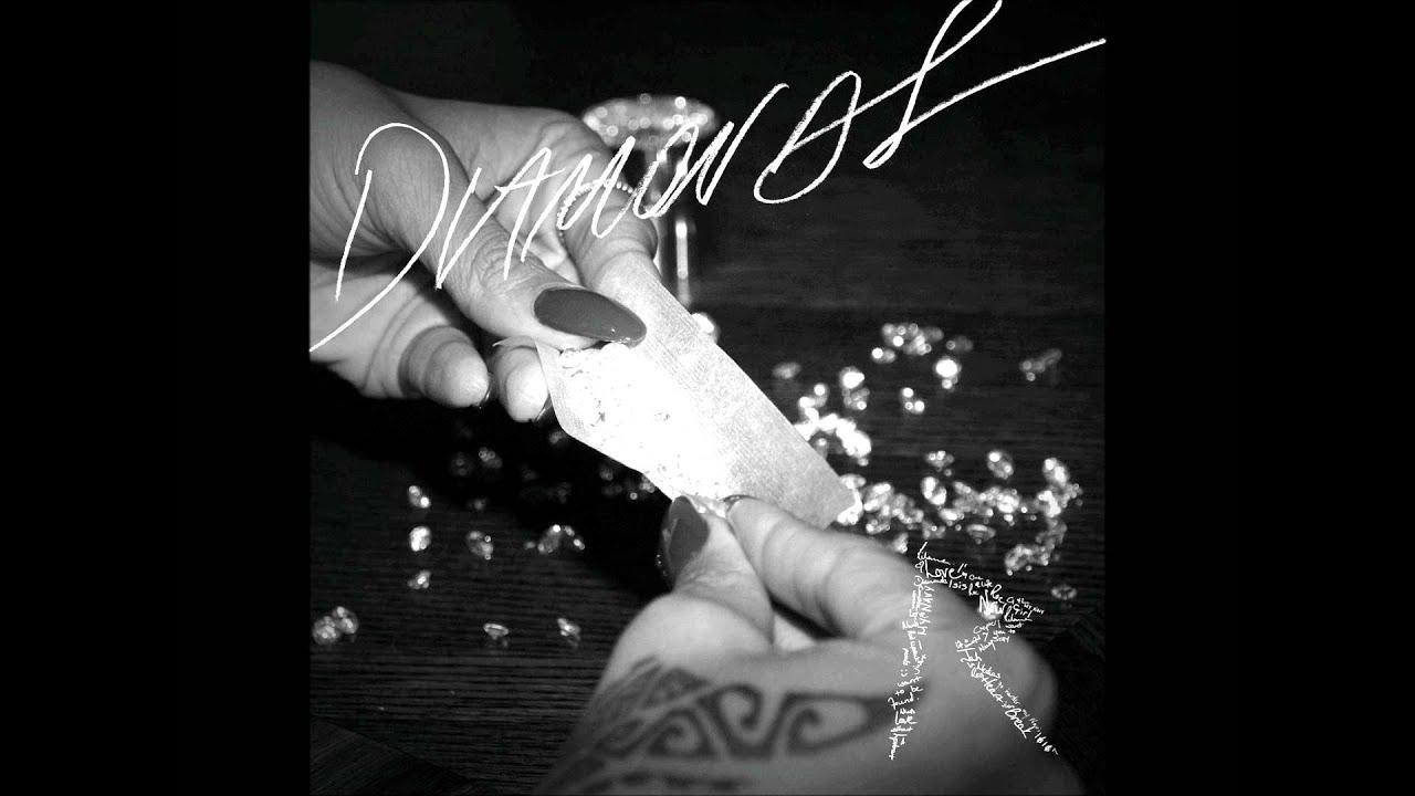 Rihanna - Diamonds (In The Sky) Lyrics