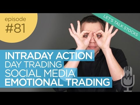 Ep 81: Intraday Action, Day Trading, Social Media, Emotional Trading, & More
