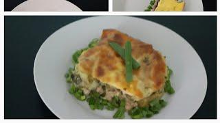 1.Картофельная запеканка с фаршем и кабачком!2.Картофельная запеканка с грибами! Вкусно и сытно!ПП.