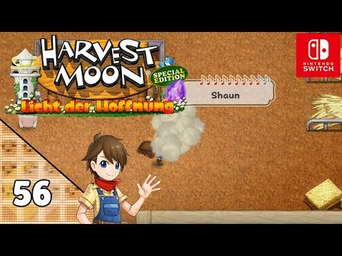 harvest moon licht der hoffnung erntegöttin