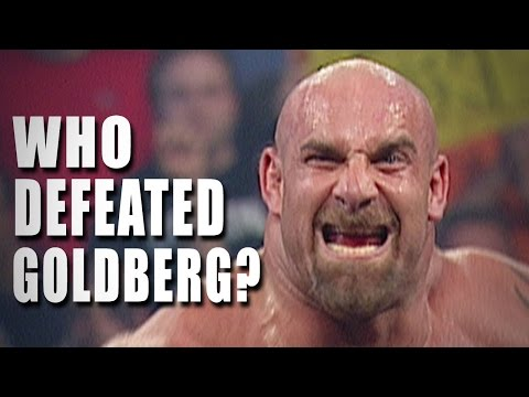 Thumbnail: The 5 Superstars who defeated Goldberg – 5 Things