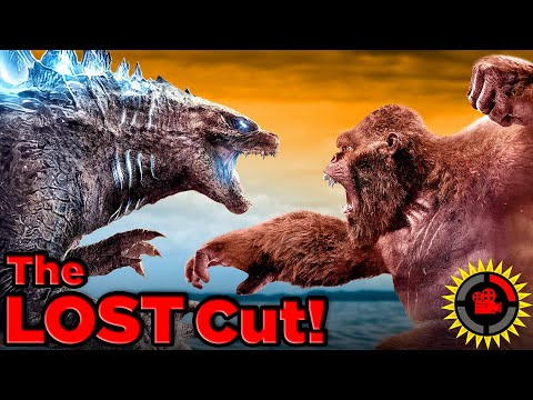 Film Theory: The Godzilla vs Kong They DIDN'T Want You To See! - The Film Theorists