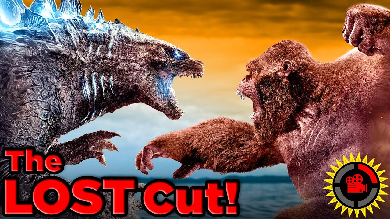 Film Theory: The Godzilla vs Kong They DIDN'T Want You To See!