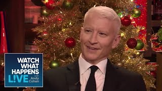 Andy Cohen and Kim Zolciak Biermann Have Fun At Anderson Cooper's Expense | WWHL