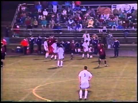1990 IHSA Boys Soccer Championship Game: Granite City vs. Evanston (Twp.)