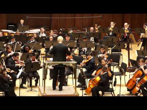 Norwegian Dances No. 2 & 3, Edvard Grieg, Detroit Symphony Civic Sinfonia Orchestra, 5/4/14
