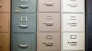 Can a Filing Cabinet Save Your Life?