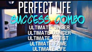 Perfect Life - Ultimate Success Combo - Subliminal Affirmation…