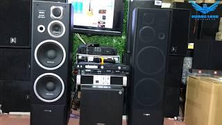 Bộ karaoke loa cây Kenwood cực hay. Lh 0975386726 - 0963866622