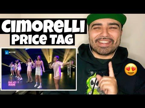 Reacting To Cimorelli Singing To Price Tag .