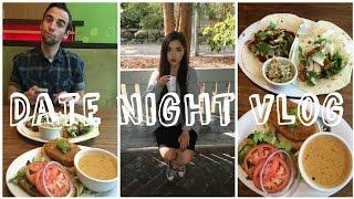 DATE NIGHT IN SEATTLE // Follow us around