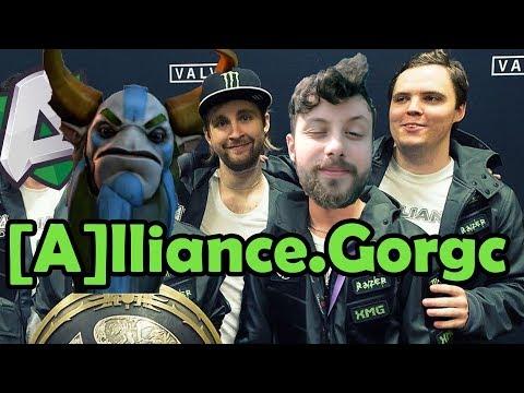 GORGC BATTLE CUP with Loda Bulldog Akim Nikobaby (Gorgc Dota Highlights)
