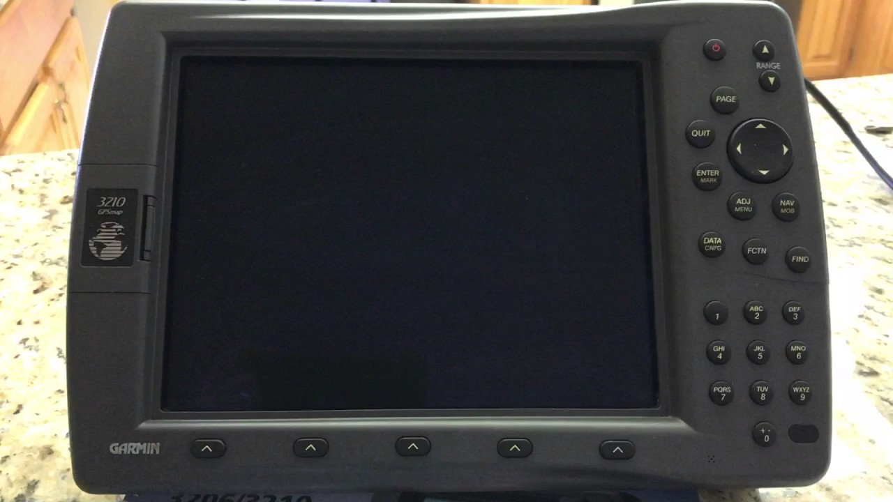 garmin 3210