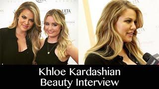 Khloe Kardashian Reveals Her $8 Blond Hair Care Savior